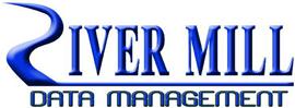 River Mill Data Management Logo
